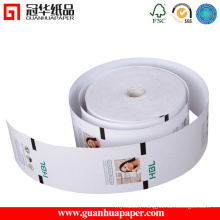 80mm*200mm Thermal Paper Roll for ATM Machine